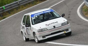 Angelo Martucci rimane su Peugeot 106 in RS 1.4 e mira il TIVM Nord