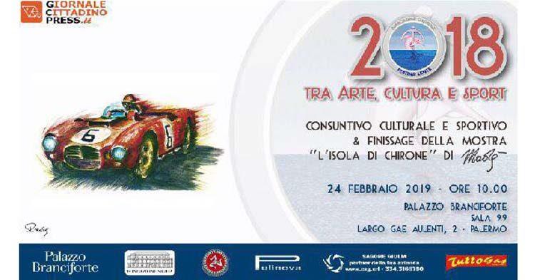 Domenica, a Palazzo Branciforte, il consuntivo 2018 della AC Festina lente
