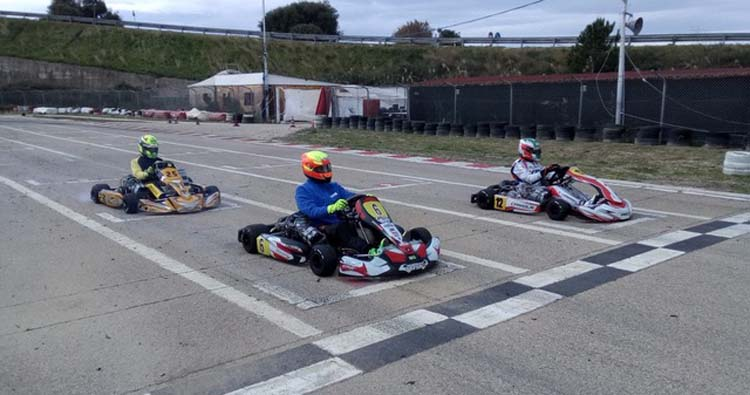 La seconda prova Karting a Eraclea Minoa fra conferme e sorprese