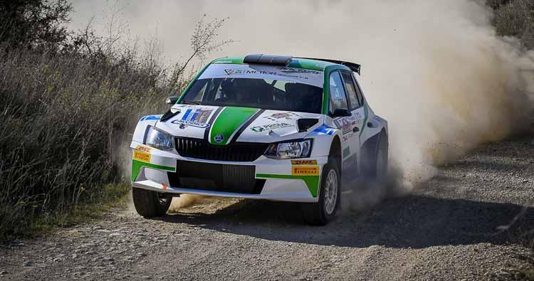 Decima edizione del Rally della Val d'Orcia