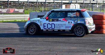 Roberto Malvasio ricomincia dal Franciacorta Rally Show