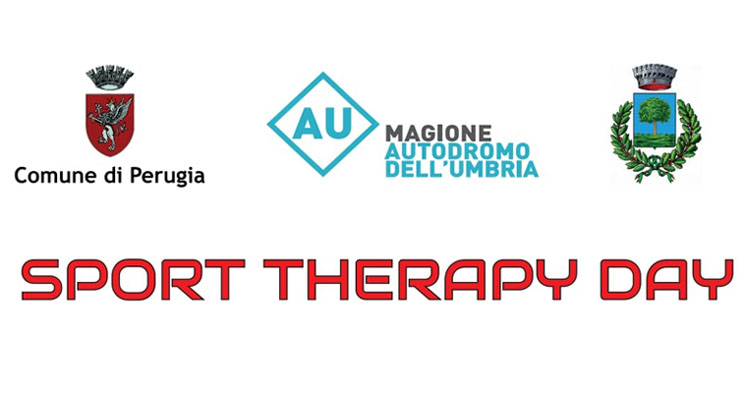 """Sport Therapy Day"", all'Autodromo dell'Umbria motori e solidarietà"