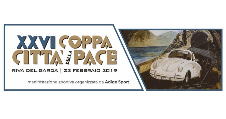 Domani a Riva del Garda alle 9.30 il via della 26ª «Coppa Città della Pace»