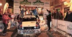 """""""Raffa""""-Scardoni vincono il 1° Lessinia Rally Historic"""
