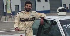 Patrik Freddiani alla Speed Motor