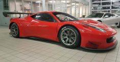 Luca Gaetani rilancia la Ferrari 458 per la sfida GT in CIVM