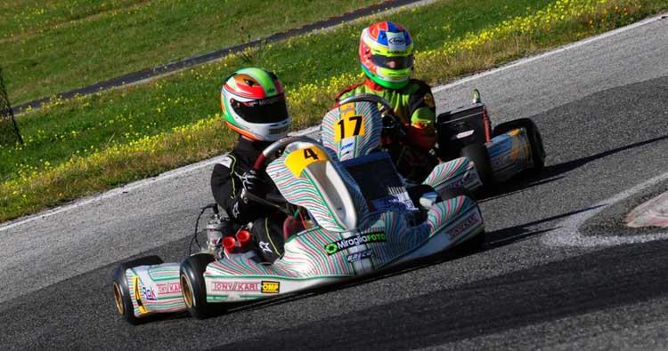 Scatà vince la 3ª prova del Regionale Karting in provincia di Ragusa