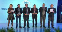 Grande successo per la premiazione dei Campioni Italiani dell'Automobilismo 2018