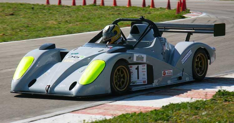 """Albino Pepe, su Radical SR4, conquista il 1° Formula Challenge """"Coppa dei Campioni"""""""