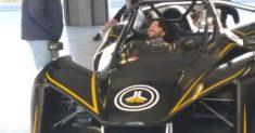 Test a Silverstone per Massimiliano Buonadonna con la nuova Revolution