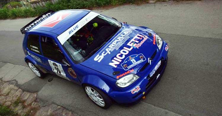 Si accende il semaforo del Rally Cefalù Corse