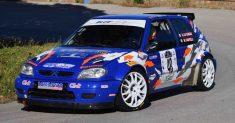 Vittoria di Lo Cascio-Castelli su Citroen al Rally Cefalù Corse