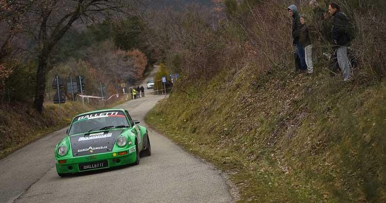 Elenco iscritti di gran classe per il 9° Historic Rally Vallate Aretine