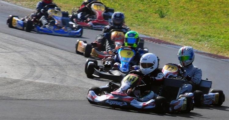 Classifiche accese nel campionato regionale Kart dopo la terza prova