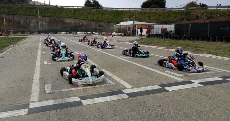 A Ispica la terza prova del Campionato Regionale karting Sicilia