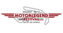 """Il """"Motor Legend Festival"""" rinviato a data da destinarsi"""