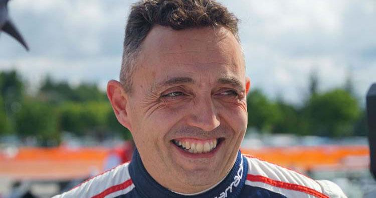 Christian Merli inizia l'Europeo a Col Saint Pierre in Francia