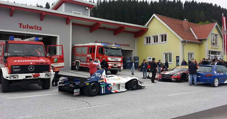 Conclusa la lunga giornata di verifiche alla Rechbergrennen 2019