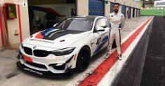 Fontana con BMW Italia parte dal tempio della velocità per la stagione 2019