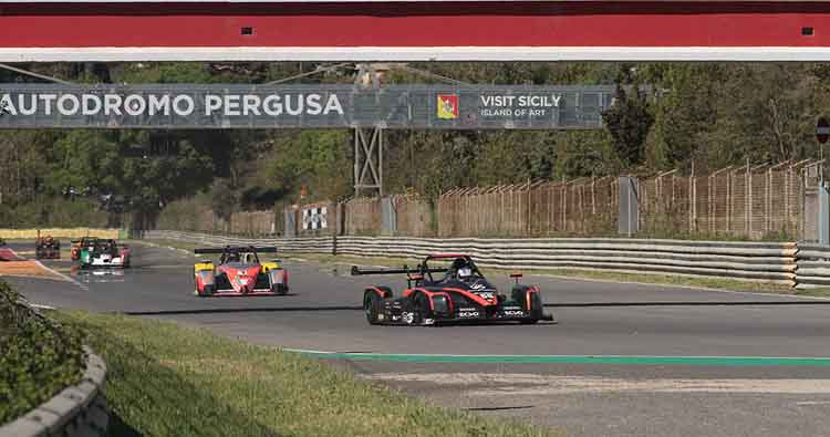 Pergusa incorona i re del 2° weekend Gruppo Peroni Racing