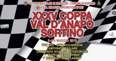 Domani la presentazione della 35ª Coppa Val D'Anapo Sortino