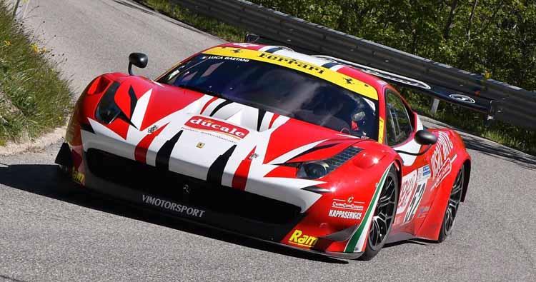Buone prestazioni per il Team Gaetani Racing alla gara Marchigiana