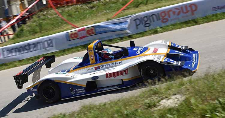 Magliona secondo a Sarnano e leader CIVM su Osella Pa2000