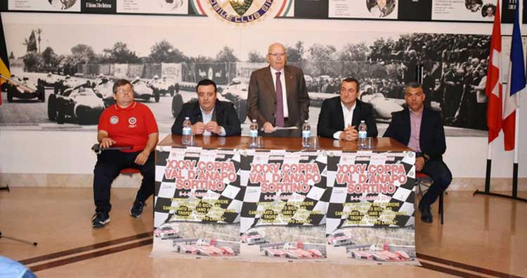 Presentata la 35ª edizione della Coppa Val D'Anapo Sortino
