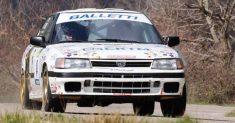 Riolo – Rappa su Subaru al 34° Sanremo Rally Storico