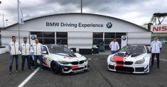 Fascicolo con BMW Team Italia nel Campionato Italiano Gran Turismo