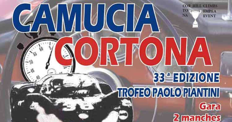 La 33ª Camucia Cortona aprirà il CIVSA 2019