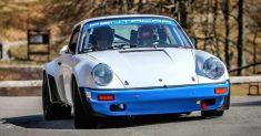 Da Zanche svezza la nuova Porsche 911 gruppo B by Pentacar