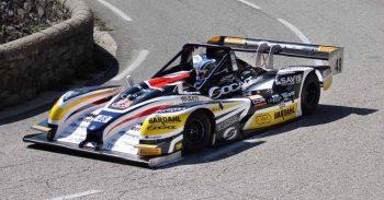 Simone Faggioli continua lo sviluppo della sua Norma e si classifica secondo assoluto a Col St.Pierre