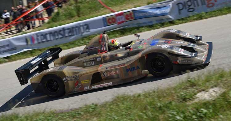 Speed Motor grande protagonista in CIVM al 20° Trofeo Scarfiotti di Sarnano