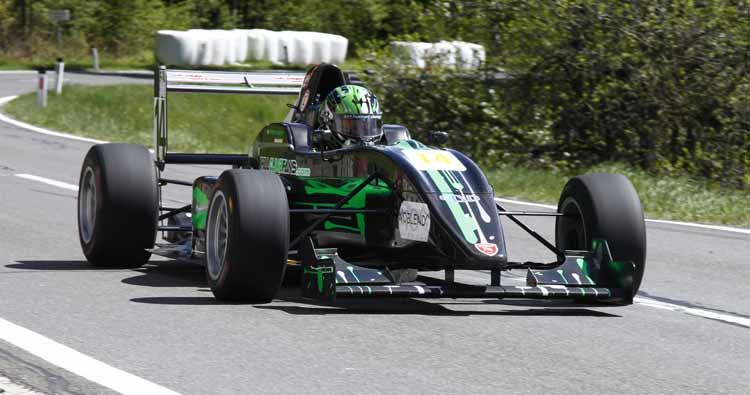 Franco Bertò esordisce nel campionato austriaco con un terzo posto di classe 2000 della E2/SS