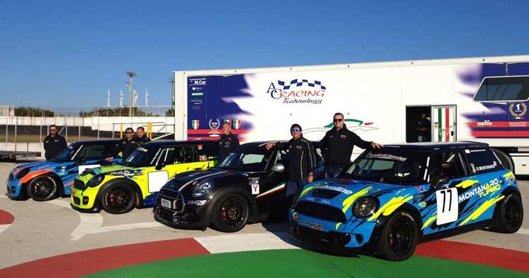 AC Racing vincente a Monza con Tramontozzi ed ora il CIVM a Luzzi