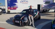 Giovanni Loffredo sfida il CIVM con la Mini diesel