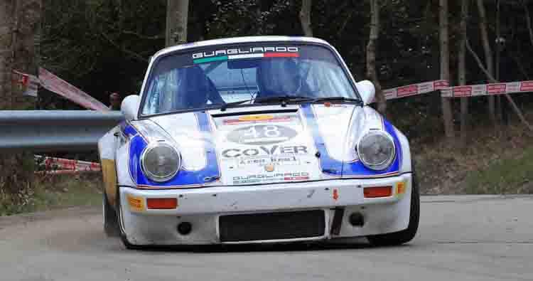 Il Team Guagliardo mette a segno una tripletta al Sanremo Rally