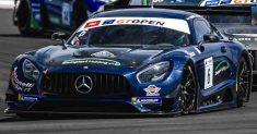 Esordio con podio per Rovera in GT Open su Mercedes