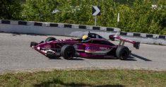 Domenico Scola al via del prossimo Campionato Italiano Velocità Montagna