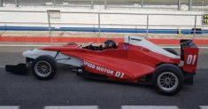 La monoposto Speed Motor 01 con alla guida Alessandro Alcidi esordisce alla Camucia – Cortona