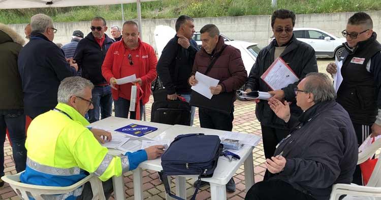 Verifiche in corso alla 24ª Luzzi Sambucina