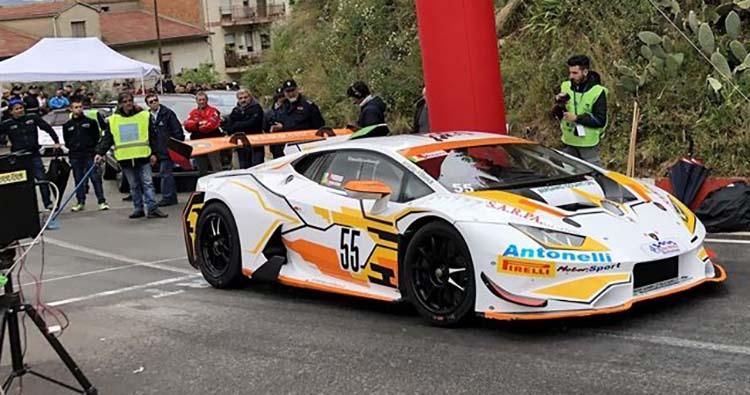 AC Racing parte da leader alla Sarnano-Sassotetto