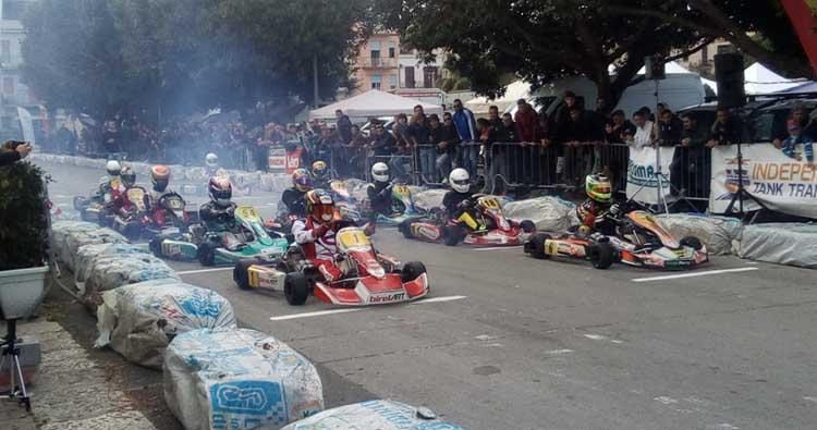 Giuseppe Moscarelli vince il Gran Premio di Alcamo