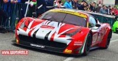 Gaetani Racing alla Verzegnis Sella Chianzutan