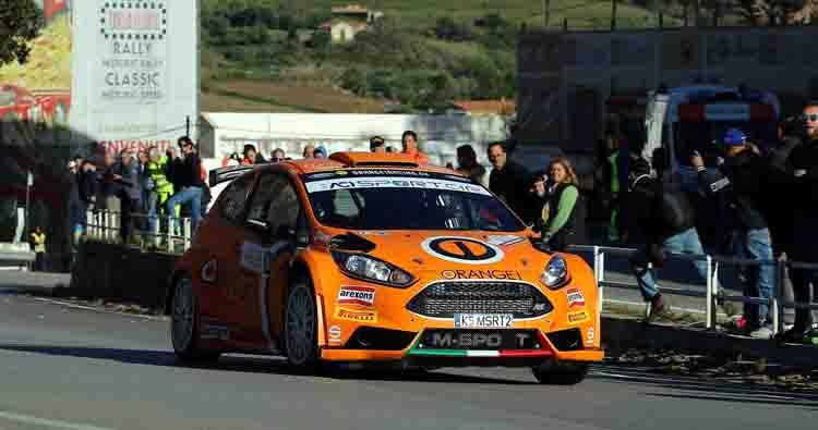 Campedelli-Canton e la Ford trionfano alla 103ª Targa Florio