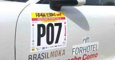 Emoziona il raduno Porsche di DazzainMotion al Rallye Elba