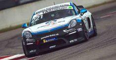 Nuovo test sulla Porsche per Fenici al Circuito Nuvolari
