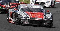 Pole e podio al debutto per Fontana con Audi Sport Italia