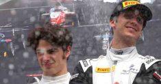 Rovera firma nella pioggia gara 2 del Tricolore GT a Vallelunga